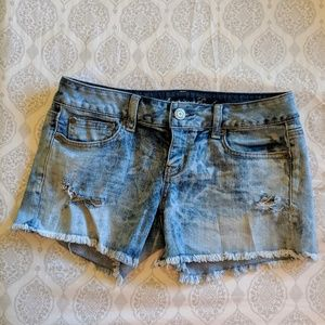 3/$25 American Eagle Shorts (Size 4)